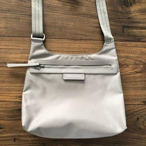 Authentic Longchamp Nylon Crossbody